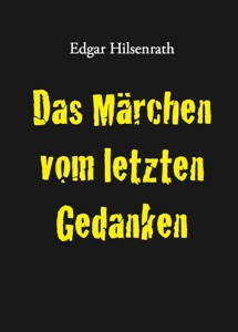 """Cover von """"Das Märchen vom letzten Gedanken"""""""