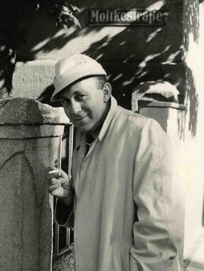Edgar Hilsenrath in München 1966/67